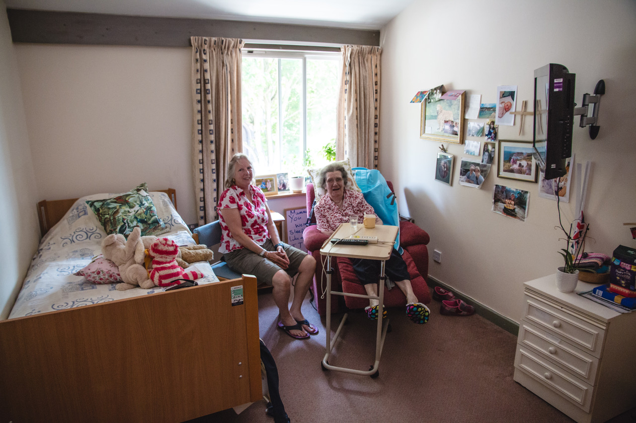 Residents Rooms Bridge Care